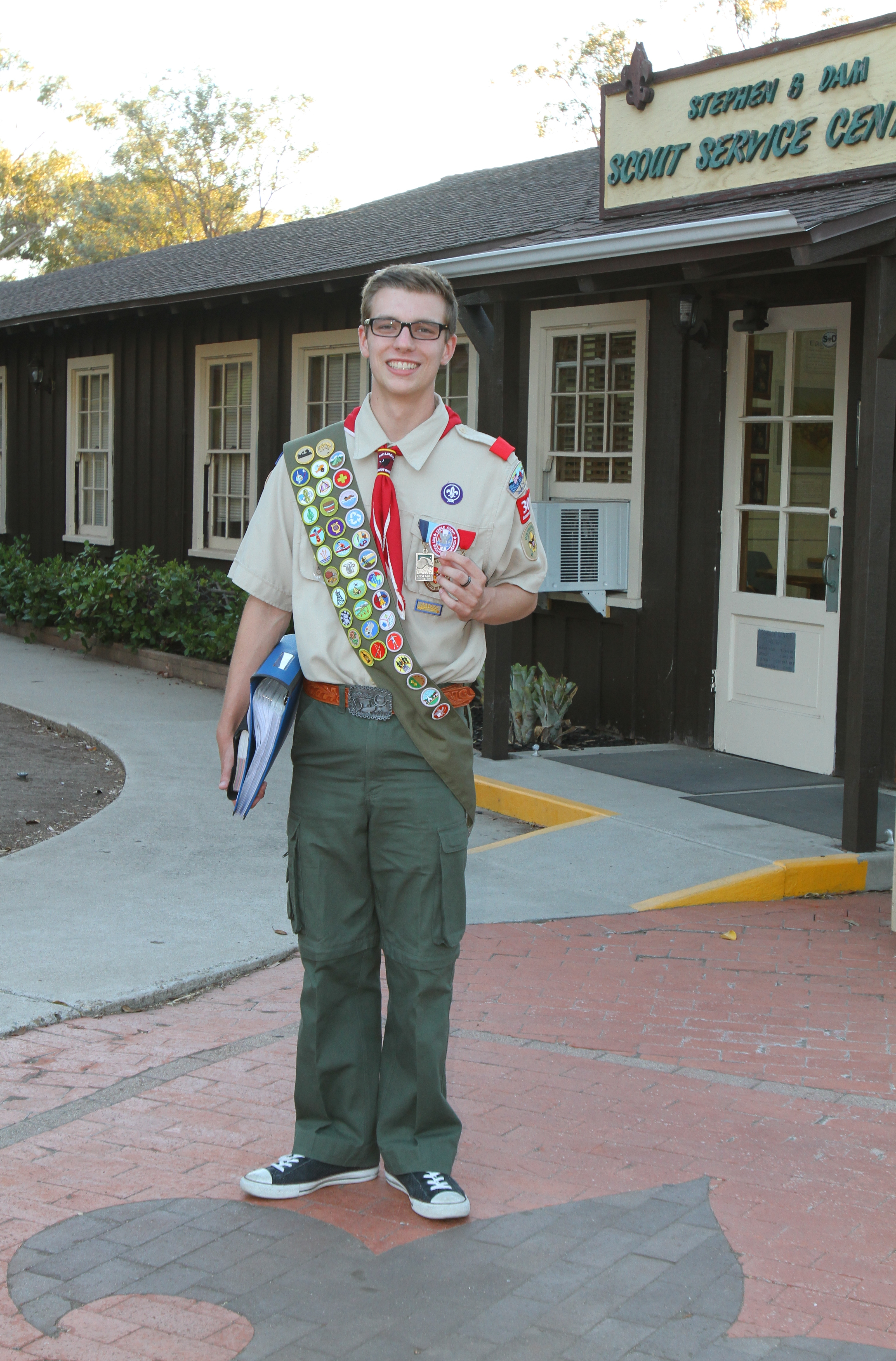 Andrew Izzo Eagle Scout